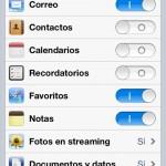 Configurar varias cuentas de iCloud en el mismo iPhone.