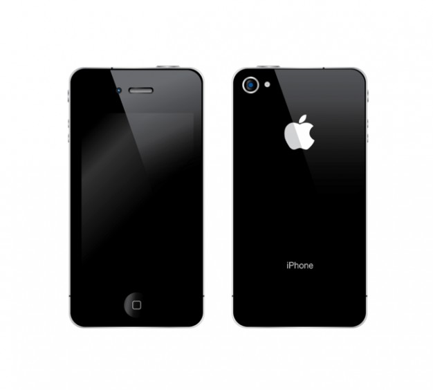 Pantalla negra de iPhone
