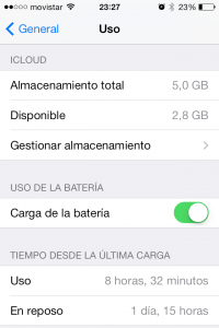 Bateria alta capacidad iPhone 4S