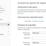 Cómo asegurar tu cuenta de iCloud – Solución al fappening