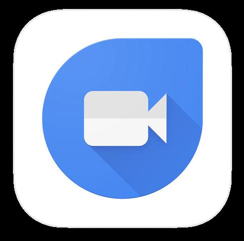 Icono de Google Duo