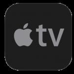 Control de volumen en la aplicación Apple TV Remote
