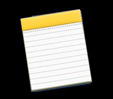 Icono de Notas