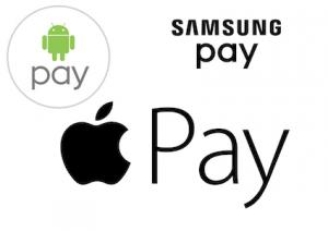 Sistemas para pagar mediante NFC