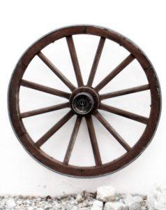 La rueda - antigua burbuja tecnológica