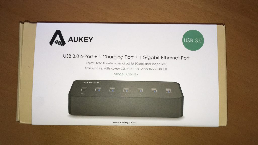 Dock Aukey CB-H17