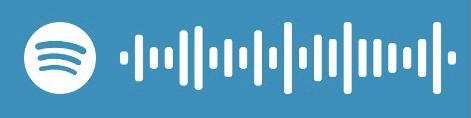 Canción preciosa de Spotify...
